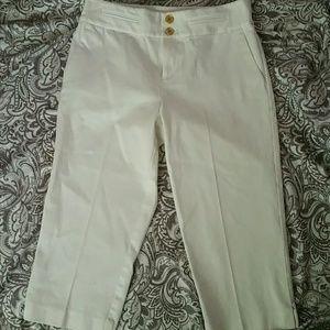 Ralph Lauren Cropped Pant